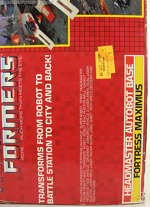 Transformers G1 1987 Fortress Maximus (Image #40 of 274)