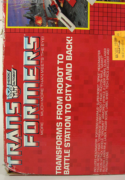 Transformers G1 1987 Fortress Maximus (Image #41 of 274)