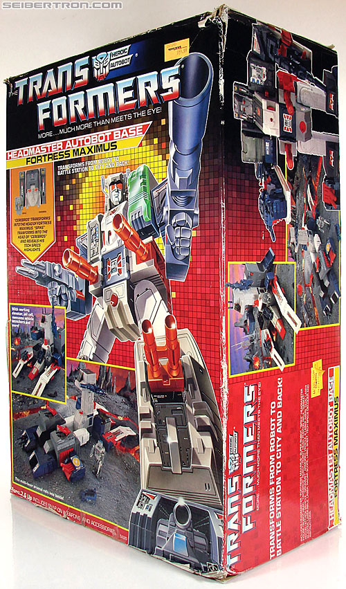 Transformers G1 1987 Fortress Maximus (Image #42 of 274)
