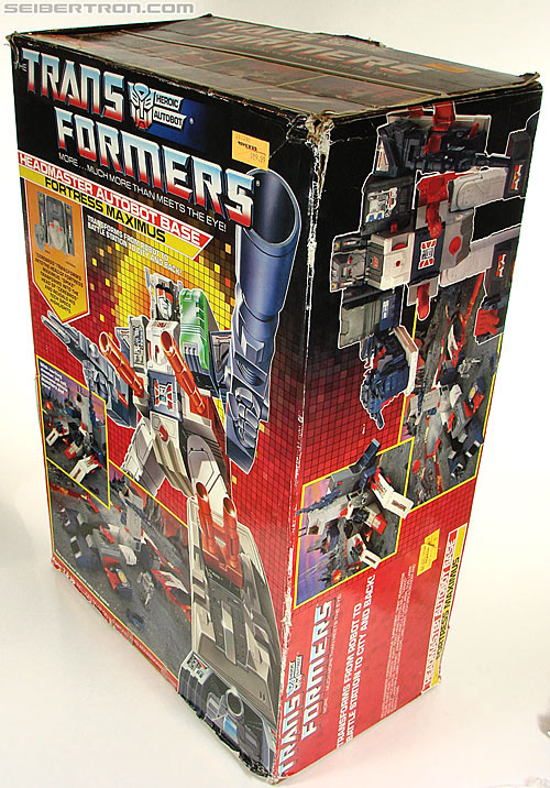 Transformers G1 1987 Fortress Maximus (Image #43 of 274)