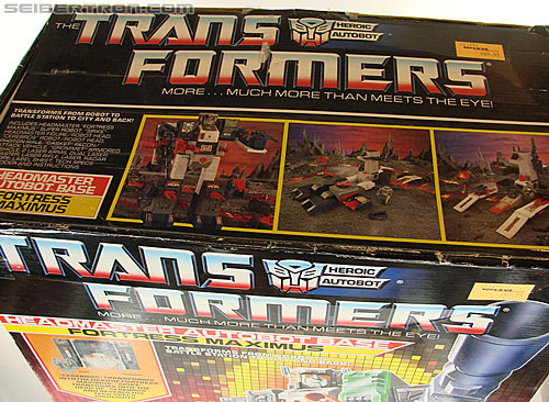 Transformers G1 1987 Fortress Maximus (Image #45 of 274)