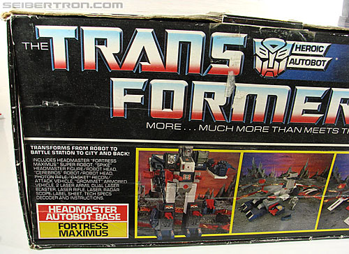 Transformers G1 1987 Fortress Maximus (Image #46 of 274)