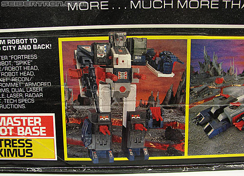 Transformers G1 1987 Fortress Maximus (Image #49 of 274)