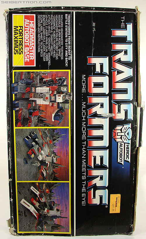 Transformers G1 1987 Fortress Maximus (Image #57 of 274)