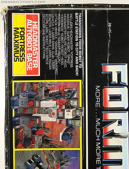 Transformers G1 1987 Fortress Maximus (Image #58 of 274)