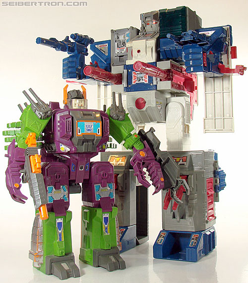Transformers G1 1987 Fortress Maximus (Image #241 of 274)