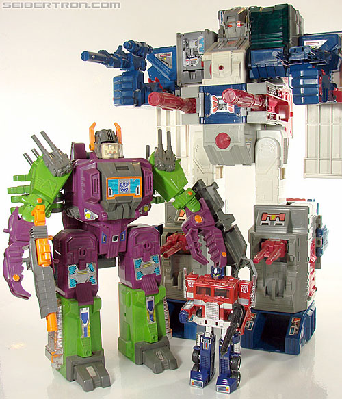 Transformers G1 1987 Fortress Maximus (Image #244 of 250)