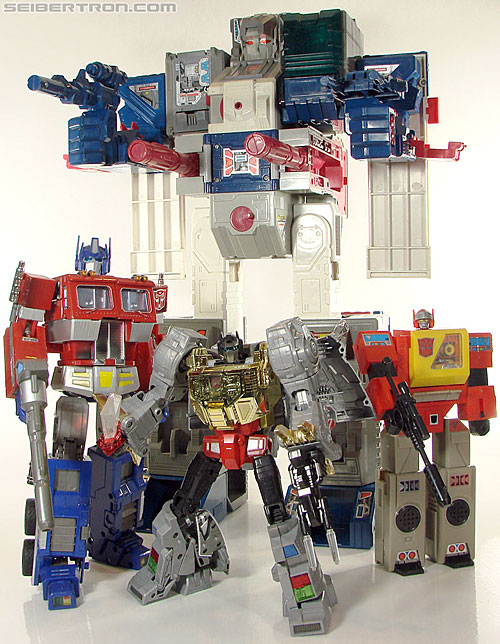 Transformers G1 1987 Fortress Maximus (Image #247 of 274)