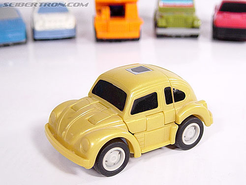 Transformers G1 1987 Goldbug (Goldback) (Image #1 of 29)