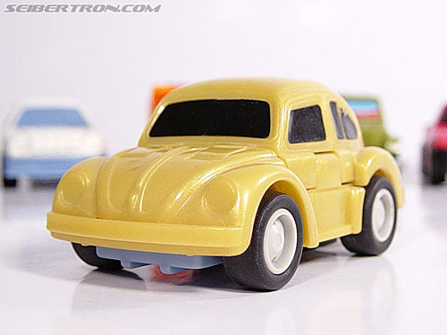 Transformers G1 1987 Goldbug (Goldback) (Image #2 of 29)