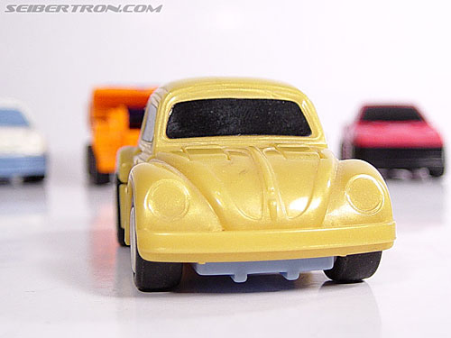 Transformers G1 1987 Goldbug (Goldback) (Image #5 of 29)
