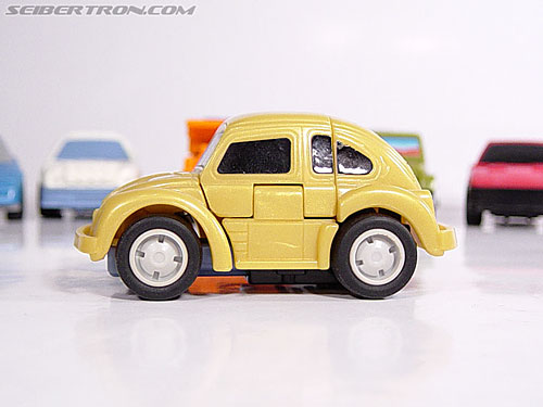 Transformers G1 1987 Goldbug (Goldback) (Image #6 of 29)
