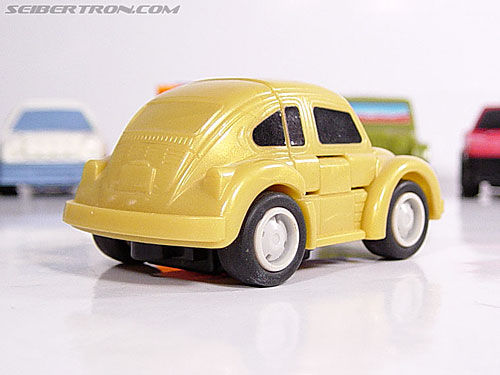 Transformers G1 1987 Goldbug (Goldback) (Image #8 of 29)