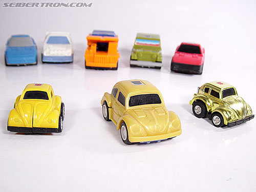 Transformers G1 1987 Goldbug (Goldback) (Image #10 of 29)