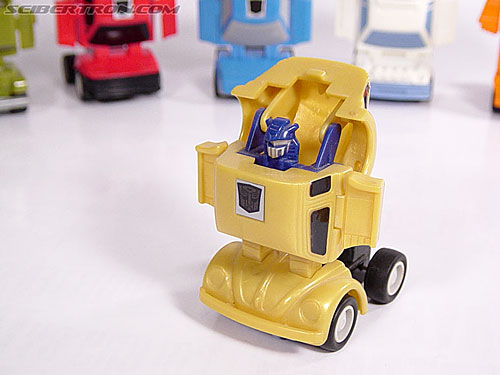 Transformers G1 1987 Goldbug (Goldback) (Image #11 of 29)