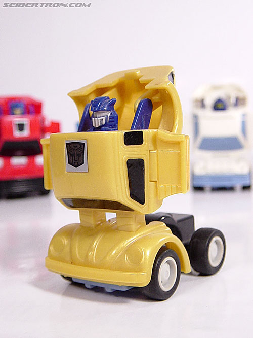 Transformers G1 1987 Goldbug (Goldback) (Image #12 of 29)