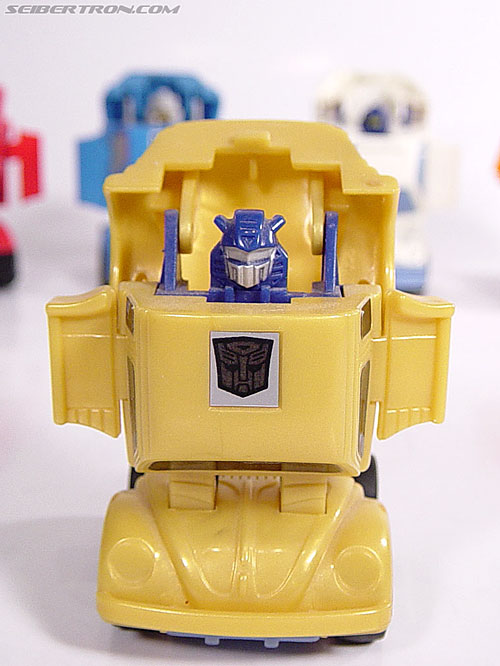 Transformers G1 1987 Goldbug (Goldback) (Image #14 of 29)