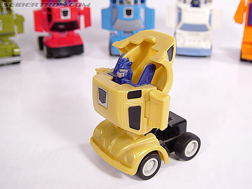 Transformers G1 1987 Goldbug (Goldback) (Image #16 of 29)