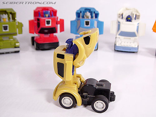 Transformers G1 1987 Goldbug (Goldback) (Image #17 of 29)