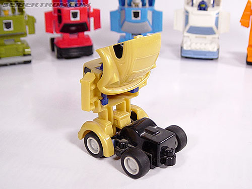 Transformers G1 1987 Goldbug (Goldback) (Image #18 of 29)