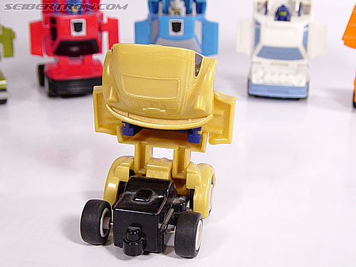 Transformers G1 1987 Goldbug (Goldback) (Image #19 of 29)