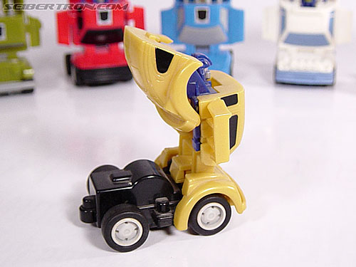 Transformers G1 1987 Goldbug (Goldback) (Image #20 of 29)