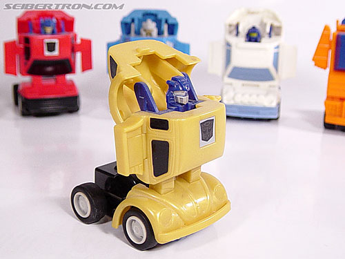 Transformers G1 1987 Goldbug (Goldback) (Image #21 of 29)