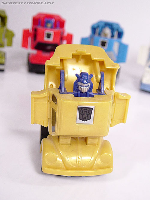 Transformers G1 1987 Goldbug (Goldback) (Image #22 of 29)