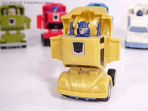 Transformers G1 1987 Goldbug (Goldback) (Image #23 of 29)