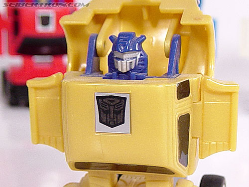 Transformers G1 1987 Goldbug (Goldback) (Image #24 of 29)