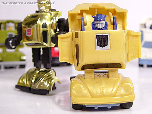Transformers G1 1987 Goldbug (Goldback) (Image #25 of 29)