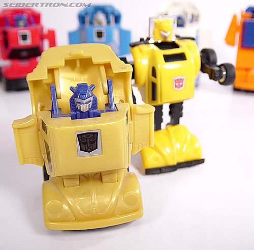 Transformers G1 1987 Goldbug (Goldback) (Image #26 of 29)