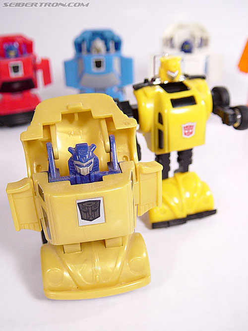 Transformers G1 1987 Goldbug (Goldback) (Image #27 of 29)