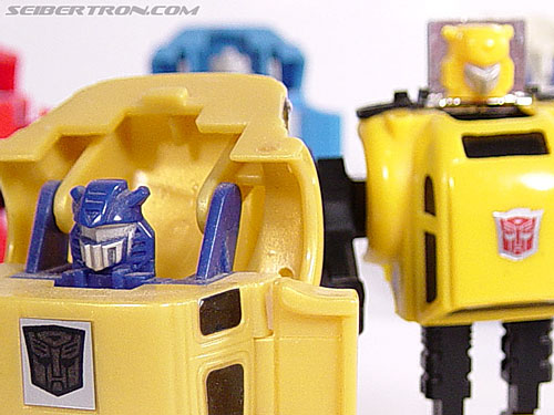 Transformers G1 1987 Goldbug (Goldback) (Image #29 of 29)