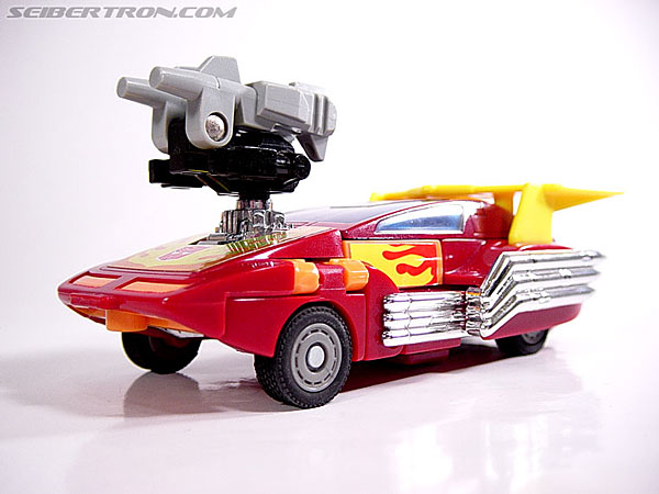 Transformers G1 1987 Hot Rod (Hot Rodimus) (Image #2 of 60)