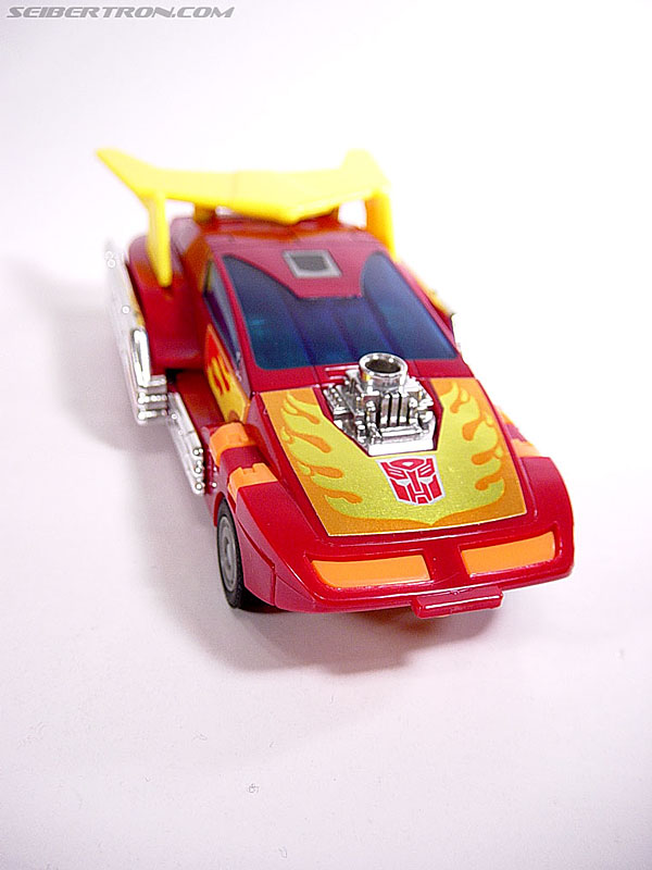 Transformers G1 1987 Hot Rod (Hot Rodimus) (Image #10 of 60)
