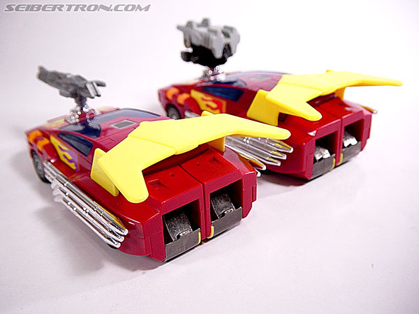 Transformers G1 1987 Hot Rod (Hot Rodimus) (Image #18 of 60)