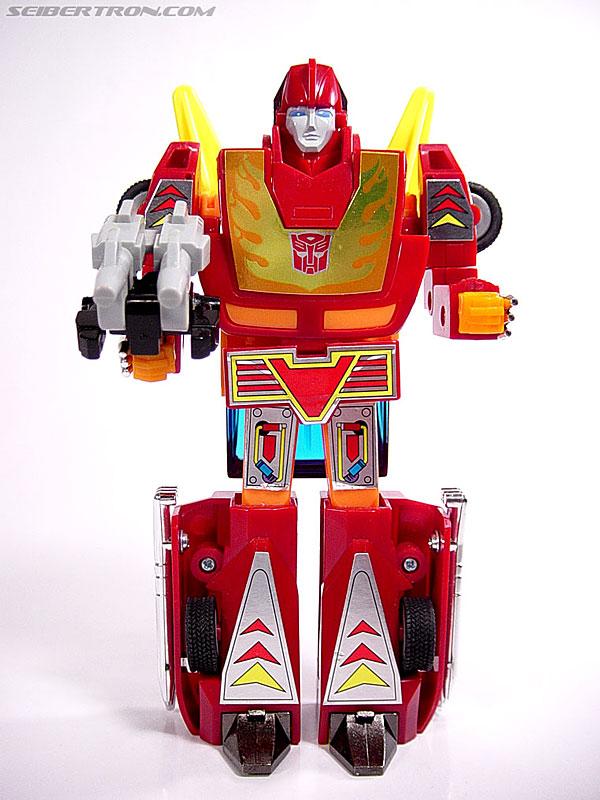 Transformers G1 1987 Hot Rod (Hot Rodimus) (Image #32 of 60)