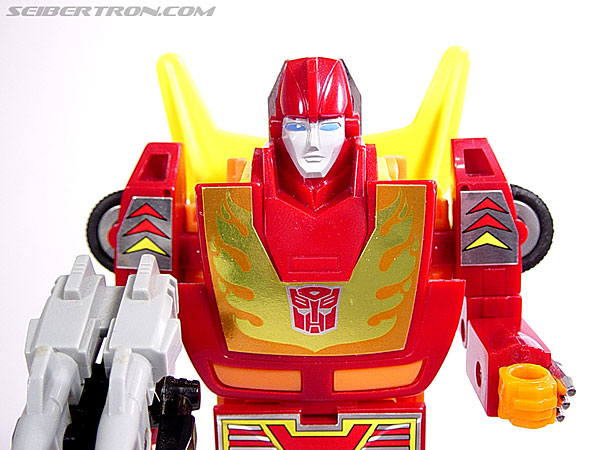 Transformers G1 1987 Hot Rod (Hot Rodimus) (Image #34 of 60)