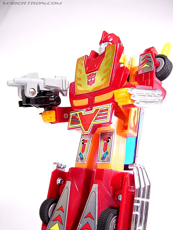Transformers G1 1987 Hot Rod (Hot Rodimus) (Image #48 of 60)