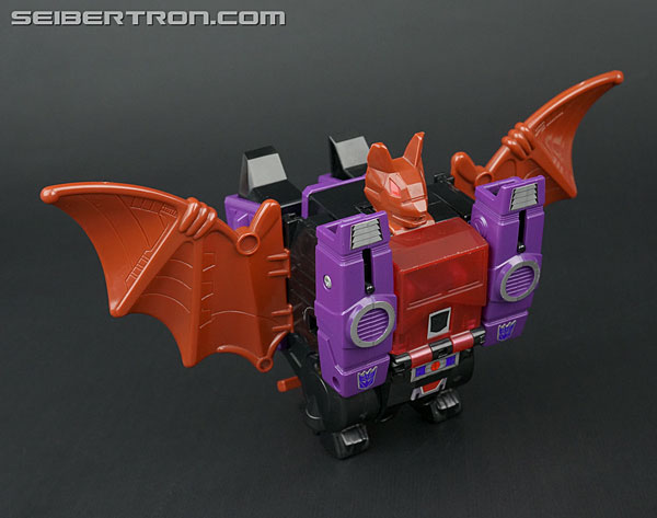 Transformers News: New Galleries: G1 Decepticon Headmasters Weirdwolf, Skullcruncher and Mindwipe