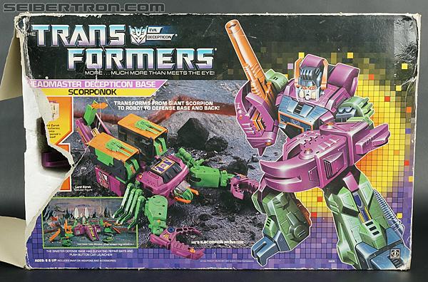 Transformers G1 1987 Scorponok (Megazarak) (Image #2 of 259)