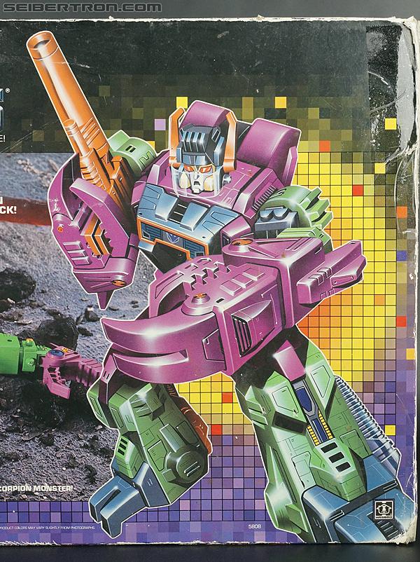Transformers G1 1987 Scorponok (Megazarak) (Image #3 of 259)