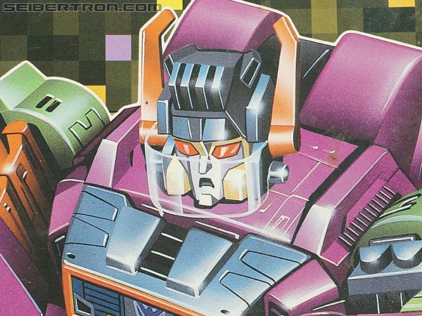 Transformers G1 1987 Scorponok (Megazarak) (Image #5 of 259)