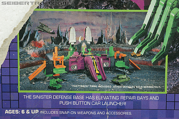 Transformers G1 1987 Scorponok (Megazarak) (Image #8 of 259)