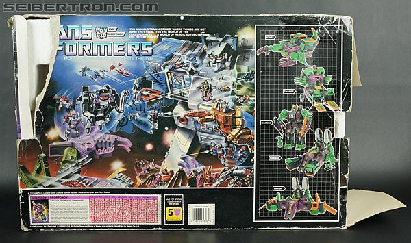 Transformers G1 1987 Scorponok (Megazarak) (Image #15 of 259)