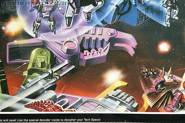 Transformers G1 1987 Scorponok (Megazarak) (Image #17 of 259)