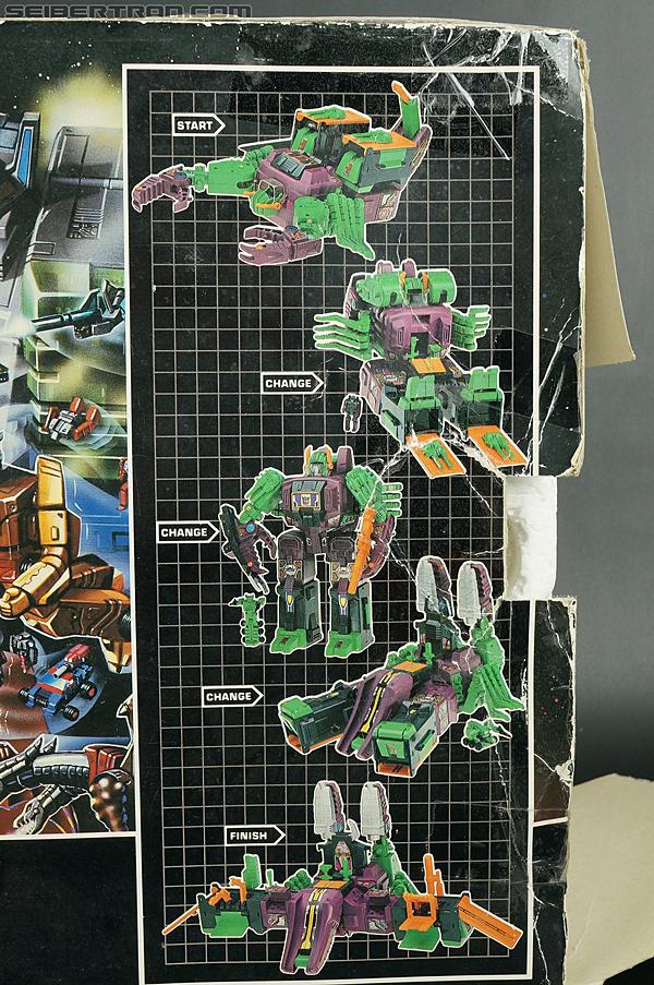 Transformers G1 1987 Scorponok (Megazarak) (Image #21 of 259)