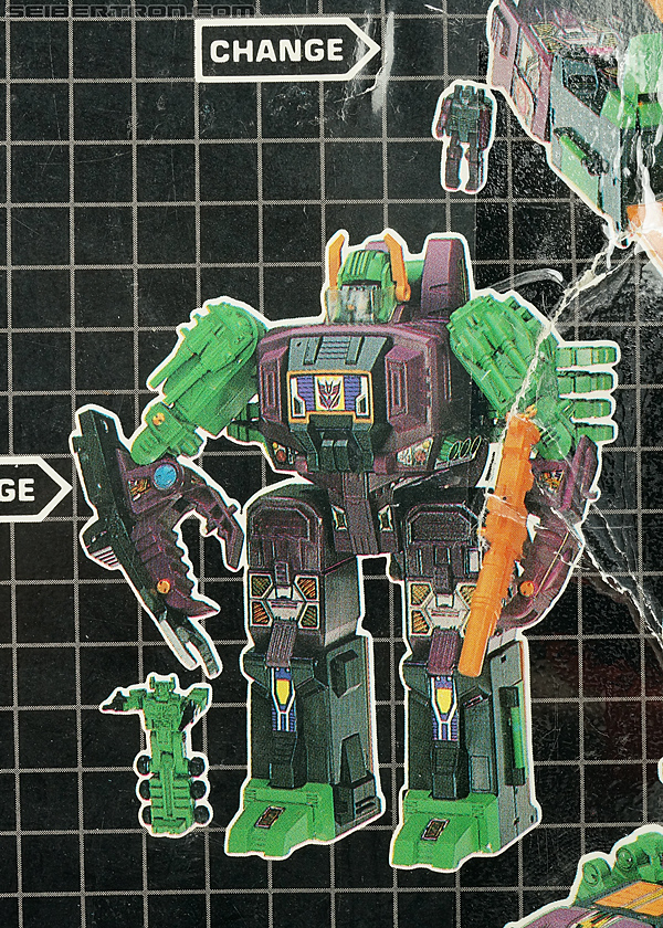 Transformers G1 1987 Scorponok (Megazarak) (Image #23 of 259)