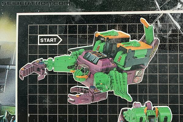 Transformers G1 1987 Scorponok (Megazarak) (Image #24 of 259)